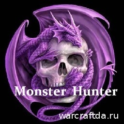 карта арена Monster Hunter V.10Z Final для warcraft
