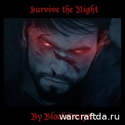 карта Survive the Night v. 1.9 для warcraft 3
