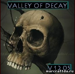 rpg карта Valley of Decay Rpg v1205v для warcraft 3